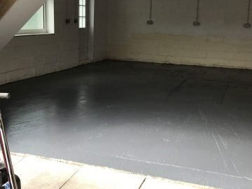 Surface Preparation For Epoxy Floor Covering