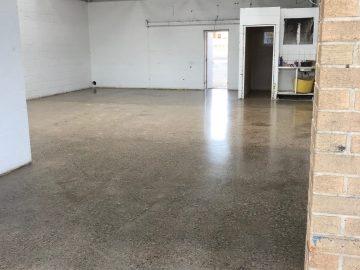 Commercial Polished Concrete