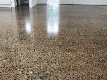 Refurbishment Polished Concrete
